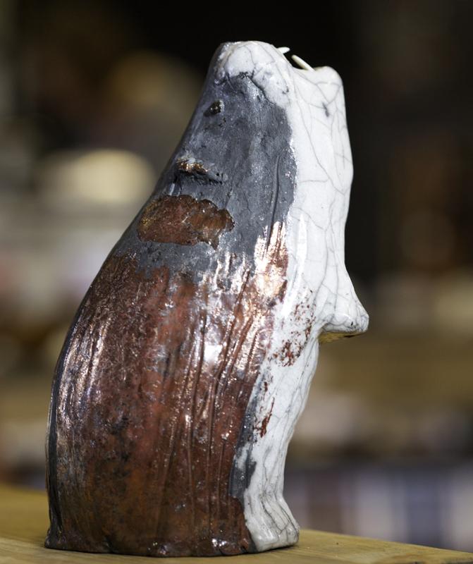 Fjällämmel i keramik