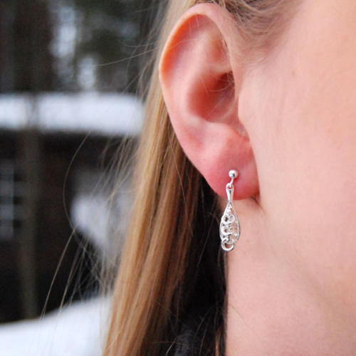 Jokkmokk earrings