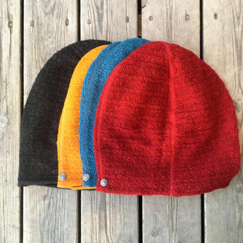 Cap in wool