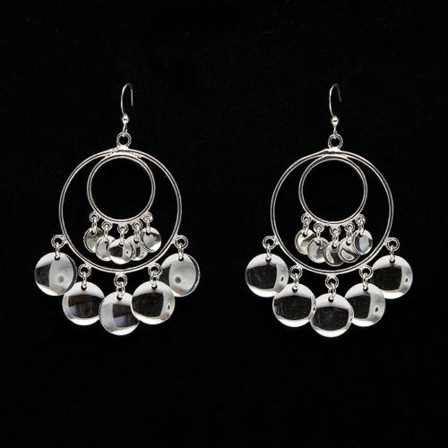 Salbba large earrings