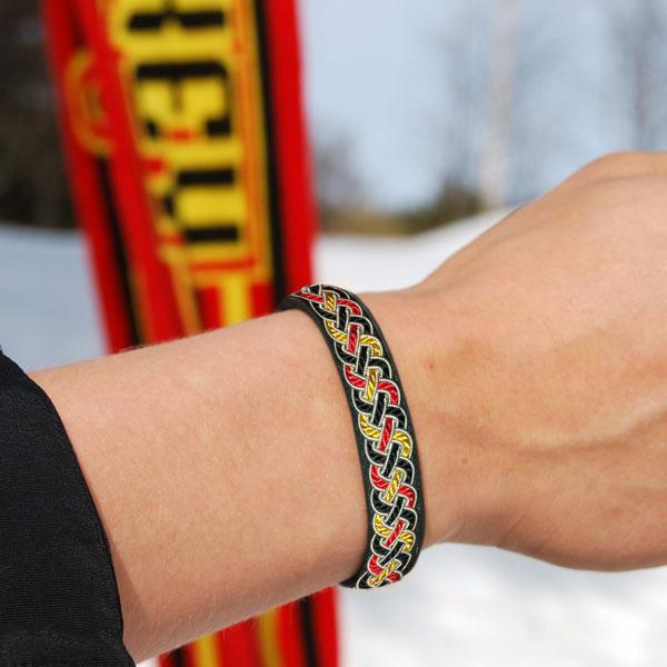 Sami bracelet Luleå hockey