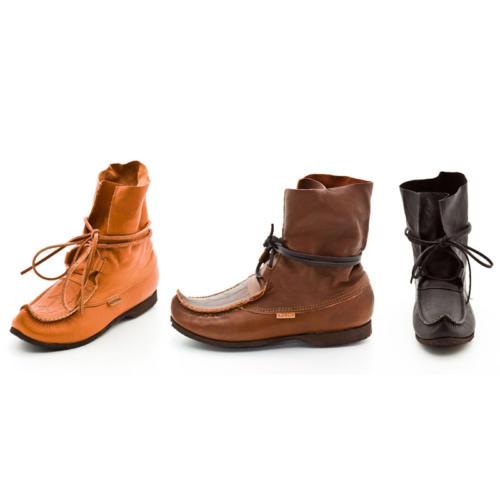 Sami beak shoe