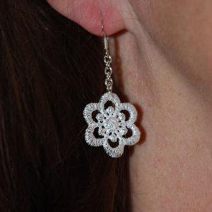 Silverörhängen Anemone