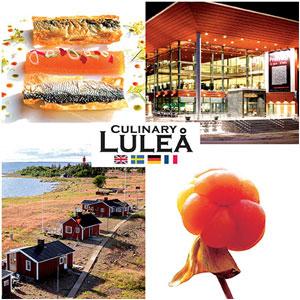 Culinary Luleå presentbok