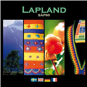 Lapland gift book