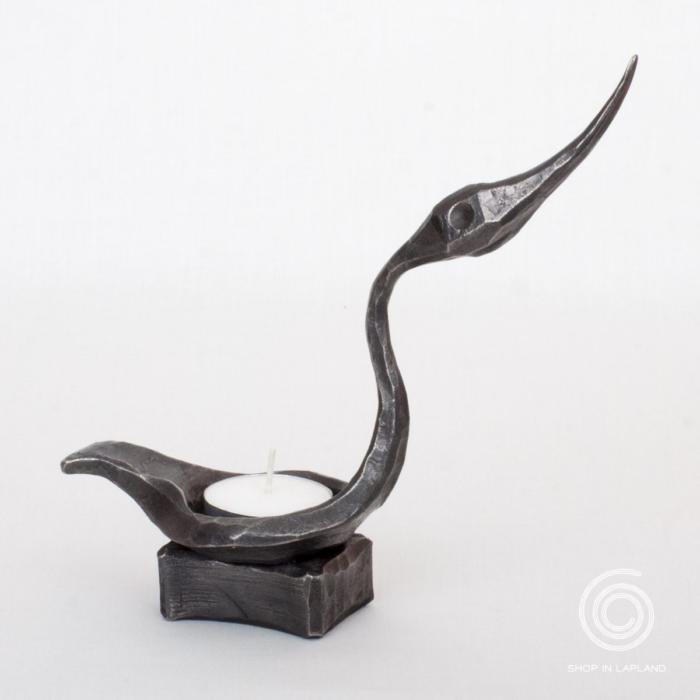 loon candlestick