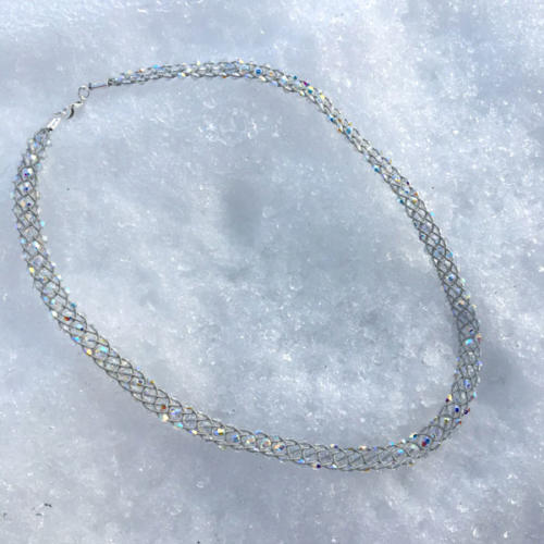 Ice halsband