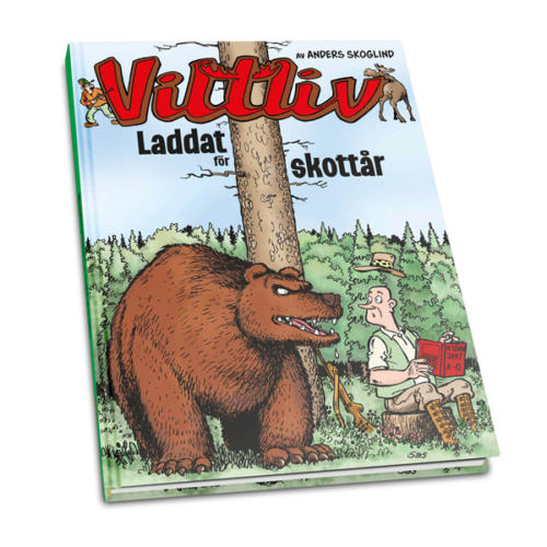 Wildlife comic book