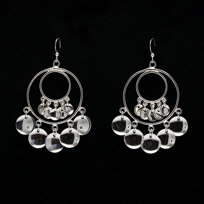 Salbba large earrings