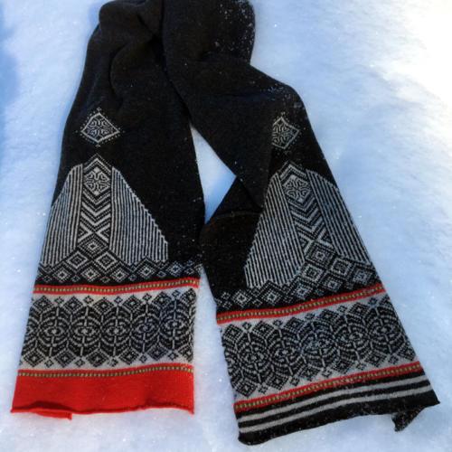 Jukkas scarf