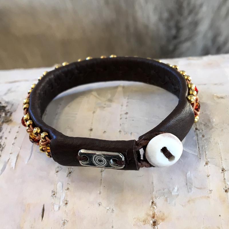 Hjortron-armband