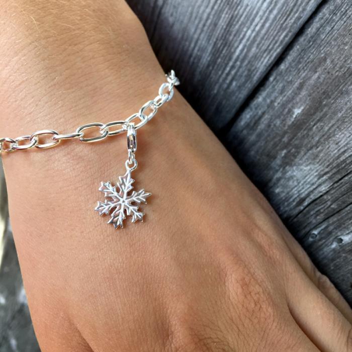 snöstjarna armband