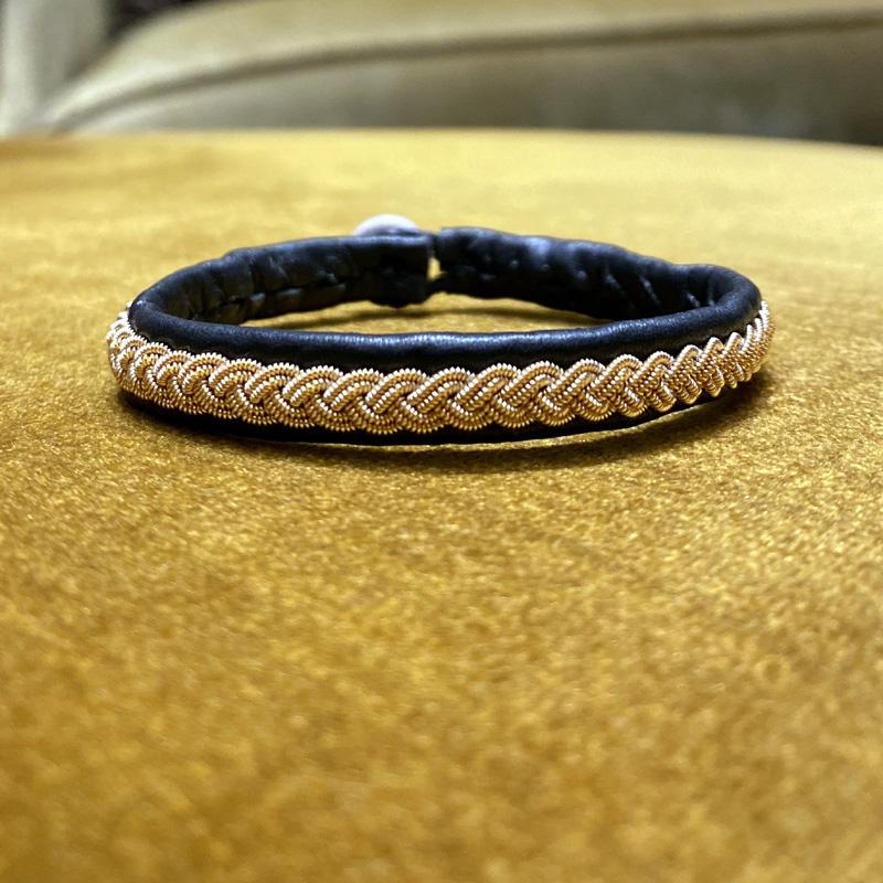 Sami bracelet classic gold