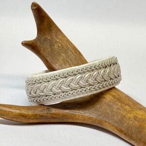 Laponia white bracelet