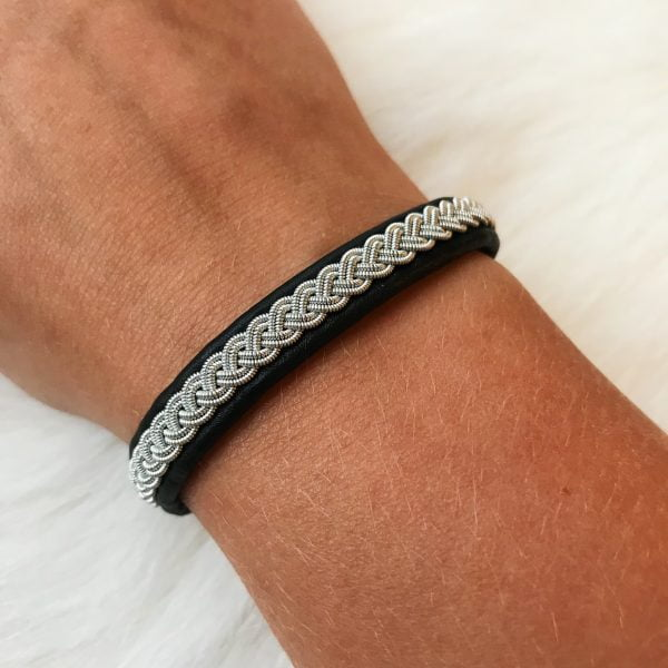 Pewter bracelet The classic - available in many colors