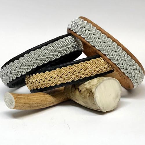 Sami bracelet Norrbottnia Gold