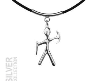 Hunting God Necklace