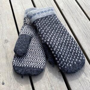Wool gloves Skaftö with lining