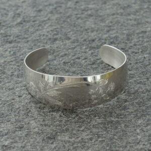 Tornedalsarmband i silver