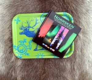 Presentpaket norrsken