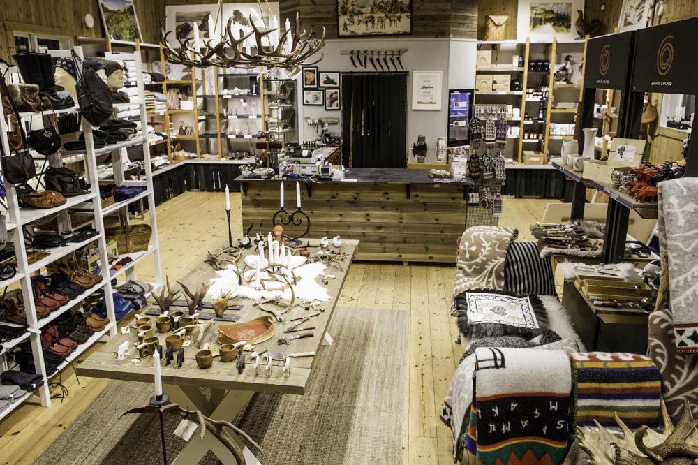 Interiör Shop in Lapland